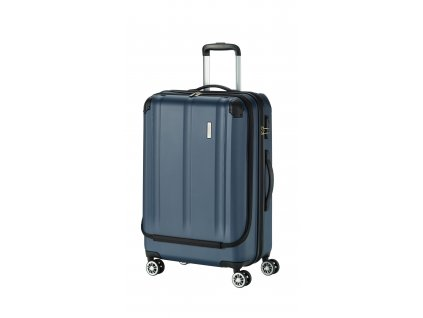Travelite City 4w Business wheeler M Anthracite