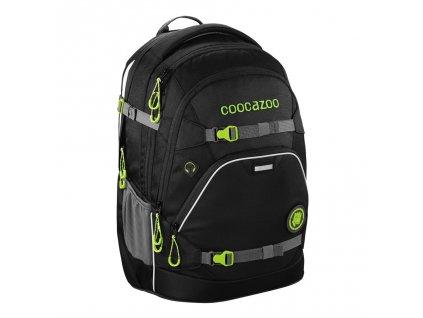 Školní batoh Coocazoo ScaleRale, Watchman, certifikát AGR  + Sportovní láhev + Pouzdro