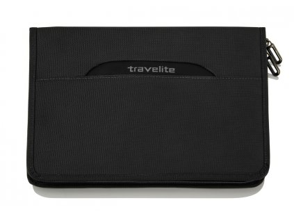 Travelite Crosslite Portfolio Black