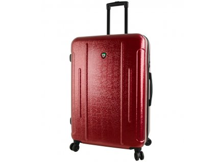 Cestovní kufr MIA TORO M1239/3-L - vínová  + PowerBanka nebo pouzdro zdarma