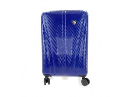 Kabinové zavazadlo MIA TORO M1238/3-S - modrá  + Pouzdro zdarma