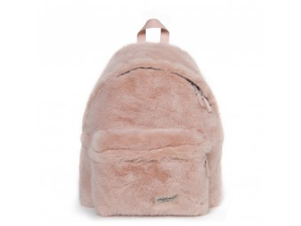 EASTPAK PADDED PAK'R Pink Fur  + PowerBanka nebo pouzdro zdarma + Sleva 10% s kódem AKCE10
