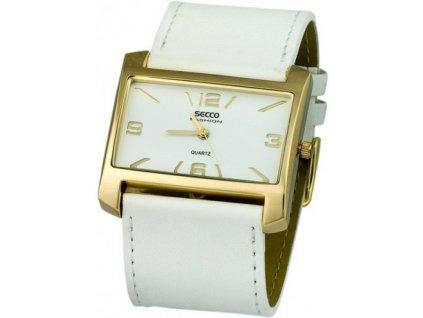 SECCO S F6369,2-101 - dámské analogové hodinky - II jakost kosmetická vada na řemínku