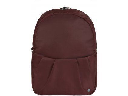 130008 pacsafe batoh citysafe cx convertible backpack merlot