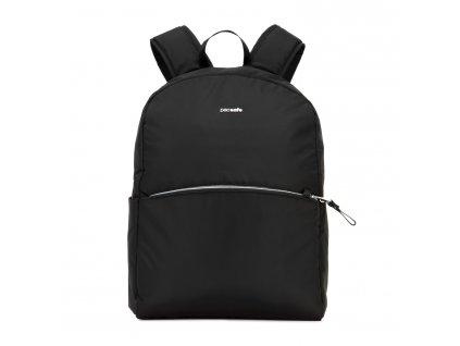 152510 pacsafe batoh stylesafe backpack black