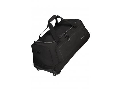 Travelite Basics Wheelbag foldable in bag Black