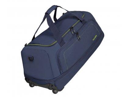 Travelite Basics Wheelbag foldable in bag Navy