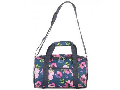Cestovní taška CITIES 611 - floral