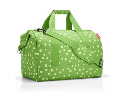 157913 3 reisenthel allrounder l spots green