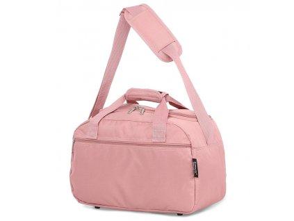 Cestovní taška AEROLITE 615 - růžová