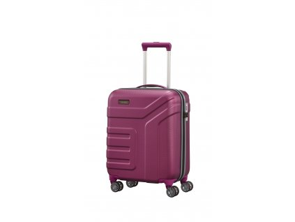 Travelite Vector 4w S Plum
