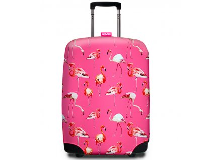 Obal na kufr SUITSUIT® 9079 Flamingo