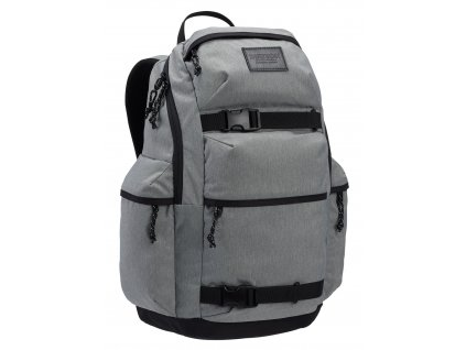 Burton KILO PACK GRAY HEATHER 27 l