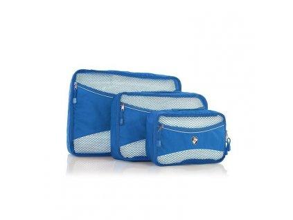 Heys Eco Packing Cube 3pc Set II Blue