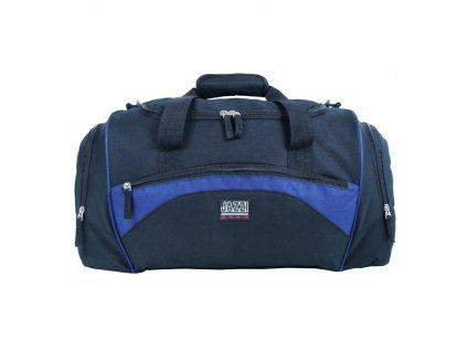 Cestovní taška JAZZI 4268 - černá/tmavě modrá