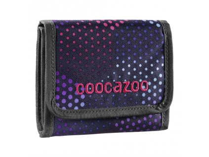 Peněženka CoocaZoo CashDash, Purple Illusion