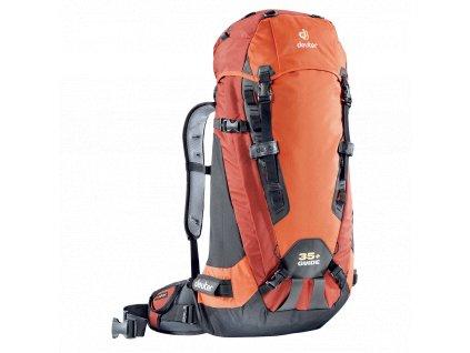 Deuter Guide 35+ orange-lava  + Pouzdro zdarma