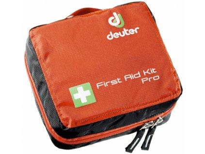 Deuter First Aid Kit Pro - EMPTY papaya