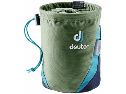 Deuter Gravity Chalk Bag I L Khaki-navy