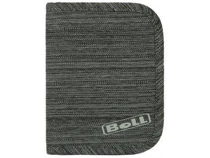 Boll Zip Wallet SALT&PEPPER/BAY