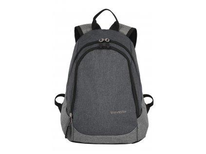 166061 travelite basics mini backpack light anthracite