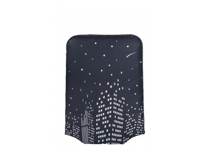 166070 travelite luggage cover m city