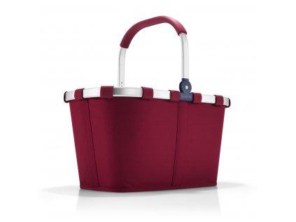 169739 reisenthel carrybag dark ruby