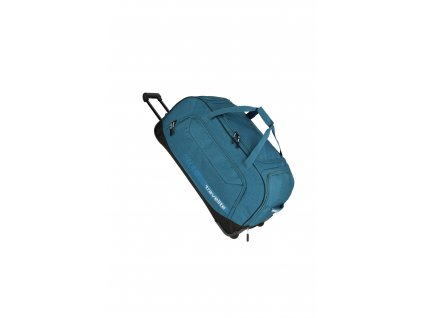171245 travelite kick off wheeled duffle petrol