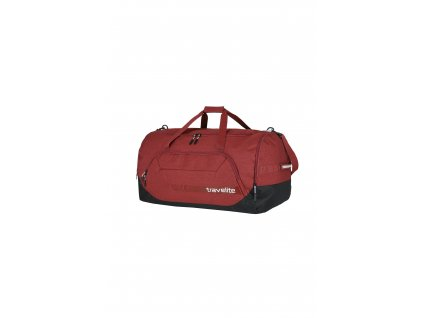 171260 travelite kick off duffle xl red