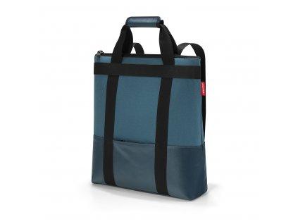 173612 reisenthel daypack canvas blue
