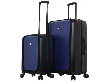 174041 sada cestovnich kufru mia toro m1709 2 cerna modra