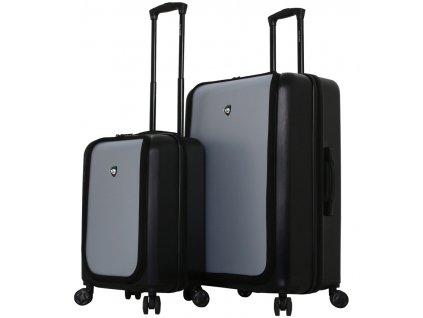174044 sada cestovnich kufru mia toro m1709 2 cerna stribrna