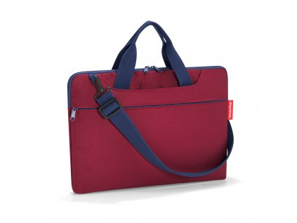 175397 reisenthel netbookbag dark ruby