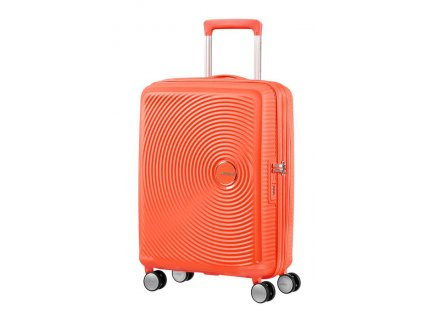 165884 american tourister soundbox s 55 20 tsa exp spicy peach