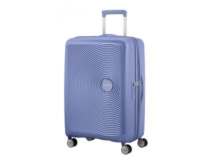 165938 american tourister soundbox m 67 24 tsa exp denim blue