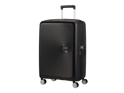 165944 american tourister soundbox m 67 24 tsa exp bass black