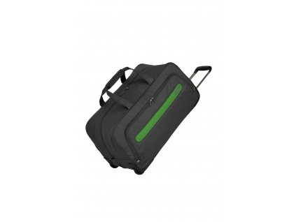 177920 travelite madeira wheeled duffle anthracite green