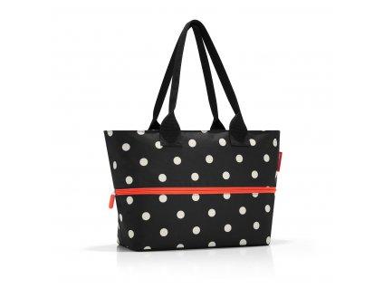 178211 reisenthel shopper e1 mixed dots