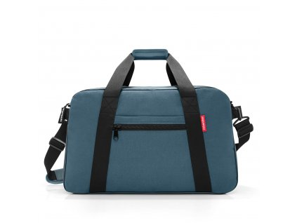 179204 2 reisenthel traveller canvas blue