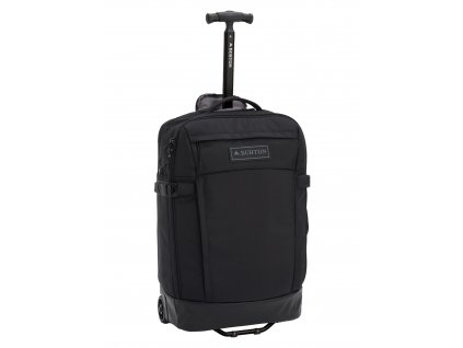 179120 burton multipath 40l carry on travel bag true black ballistic