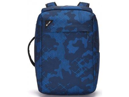 180269 pacsafe batoh vibe 28l backpack blue camo