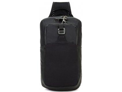 180272 pacsafe ledvinka venturesafe x sling pack black