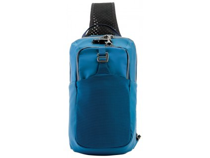 180275 pacsafe ledvinka venturesafe x sling pack blue steel