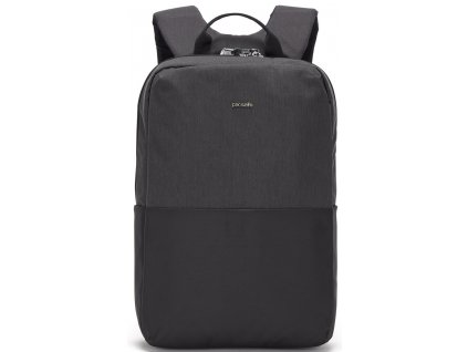 181748 pacsafe batoh intasafe x 15 laptop slim backpack black