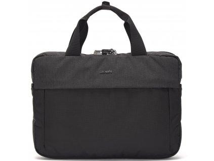 181751 pacsafe taska intasafe x 13 laptop slim brief black