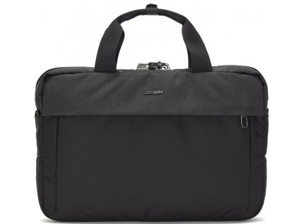 181757 pacsafe taska intasafe x 15 laptop slim brief black