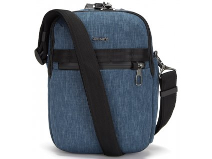 181778 pacsafe taska metrosafe x vertical crossbody dark denim