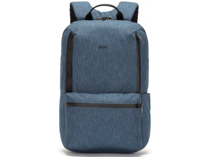 181796 pacsafe batoh metrosafe x 20l backpack dark denim