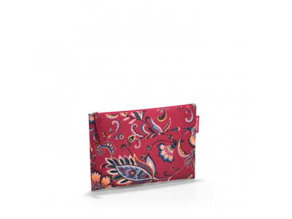 182201 reisenthel case 1 paisley ruby