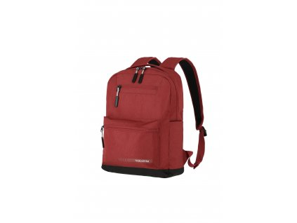 187070 travelite kick off backpack m red